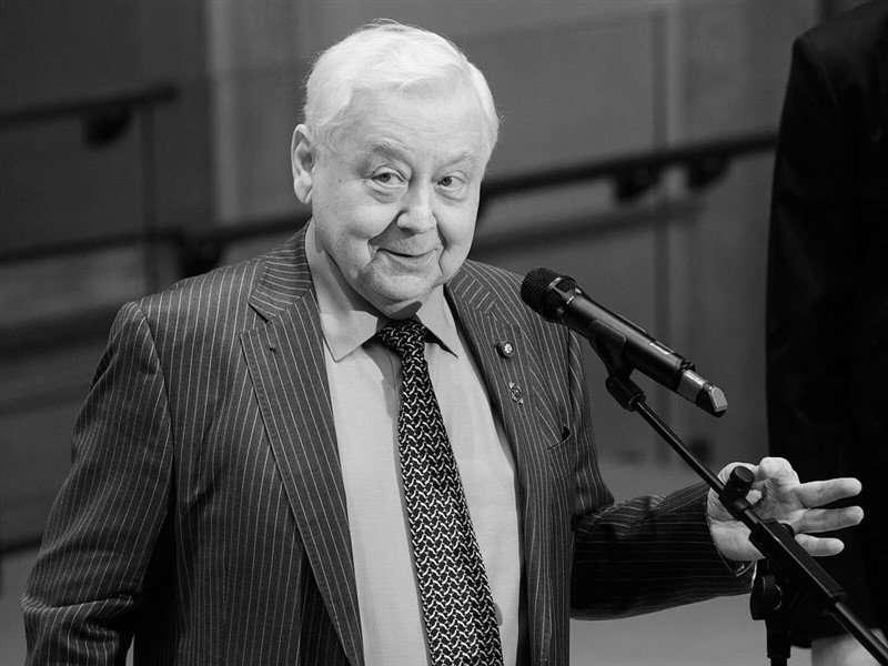«Кот Матроскин, куда же Вы ушли?»: скончался Олег Табаков