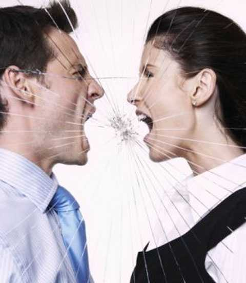 Супружеские споры влияют на продолжительность жизни