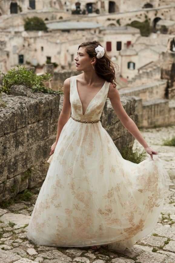 Свадебная коллекция BHLDN, весна 2017