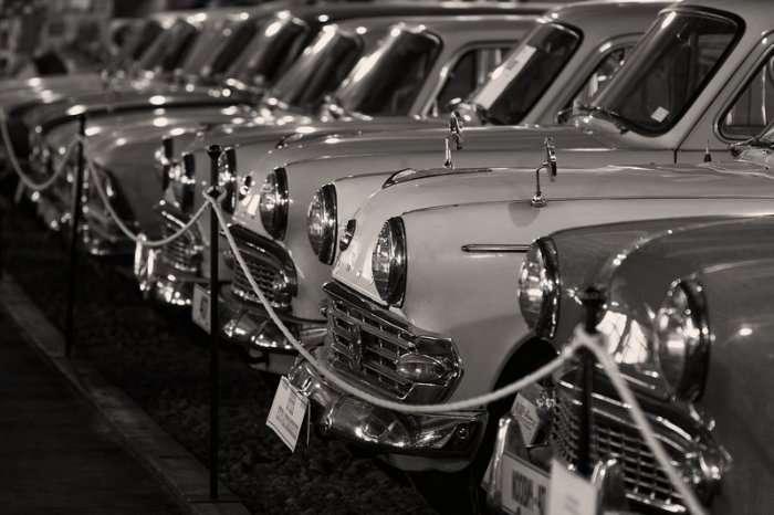 Немного ретро или про музей авто