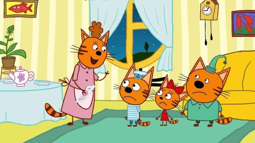 Мультсериал «Три кота» стал обладателем «ТЭФИ-2018»