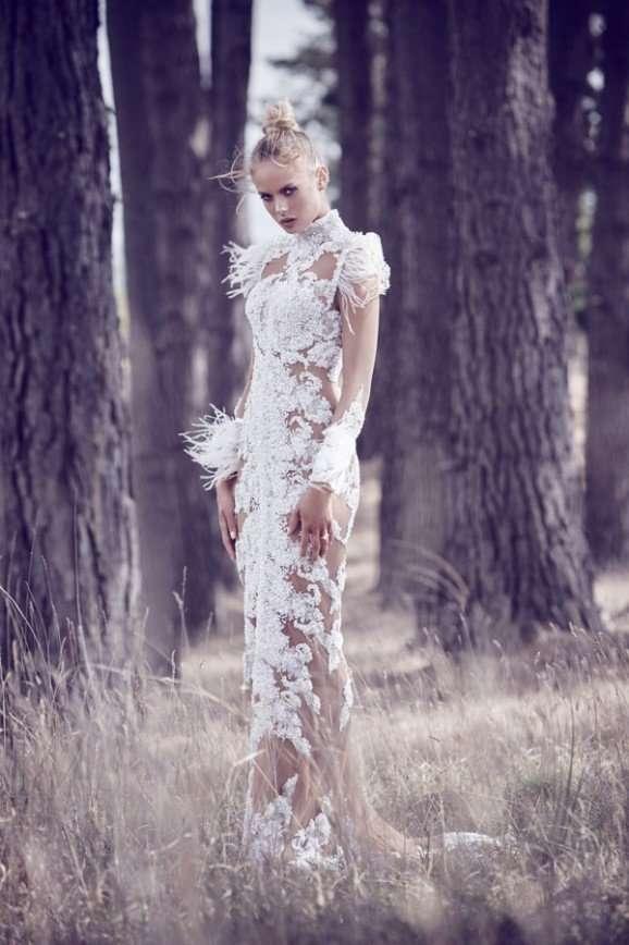 Свадебные и вечерние платья от Con Ilio 2017