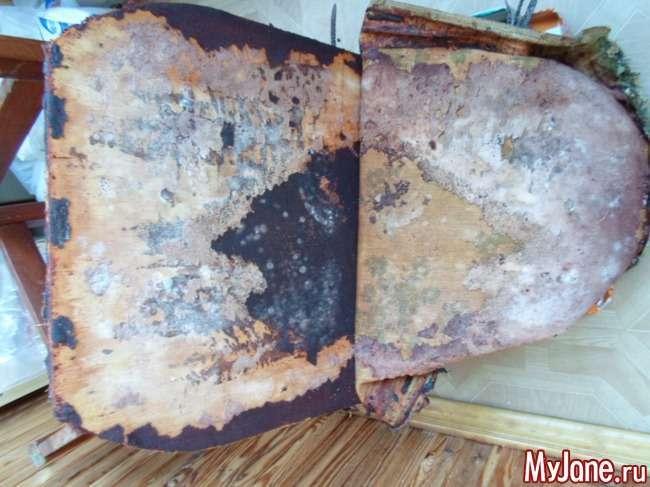 Майстер-клас з реставрації стільця. Частина 1