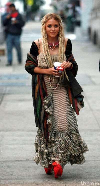 Нове обличчя богеми: стиль Мері-Кейт Олсен
