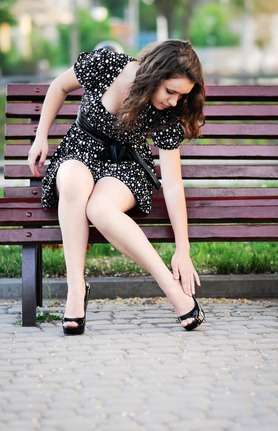 Хвороба тридцятирічних: про що «говорять» ваші ноги?
