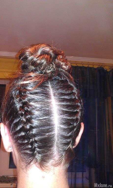 Модний експеримент: плету коси
