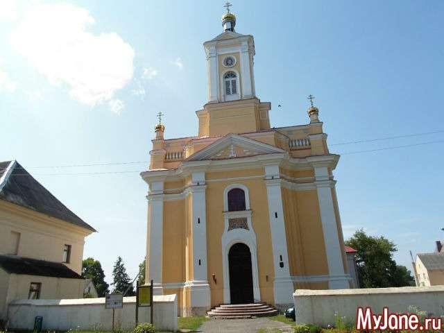 Подорожуємо по Білорусі. Ружани
