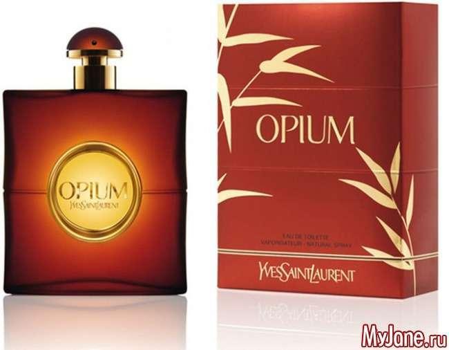 Самі знамениті парфуми світу