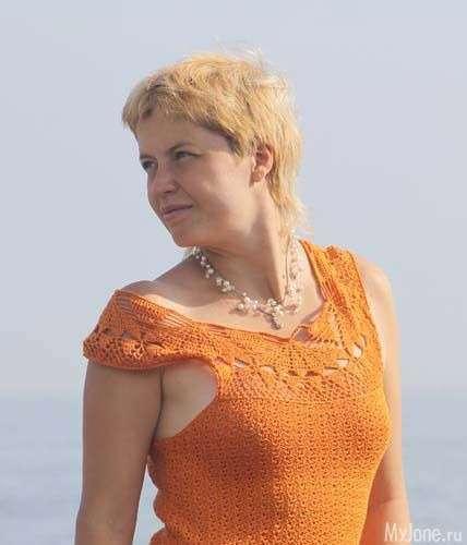 Сукня «Листя»