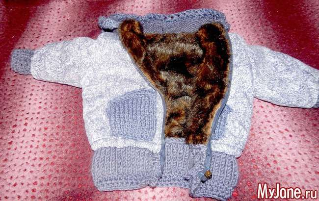 Курточка для хлопчика для початківців