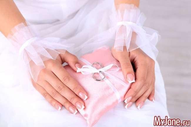 Весільний манікюр