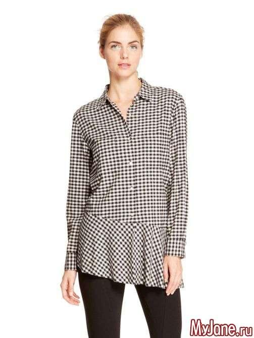 Модні сорочки і блузи - 2015