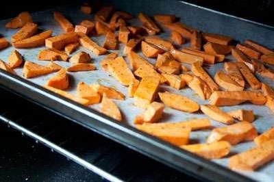 Батат - смачна і корисна «картопля»
