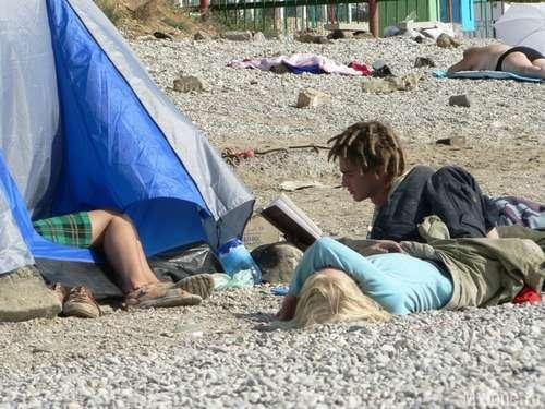 Спеціально до сезону відпусток: подорожі по узбережжю Криму. Коктебель