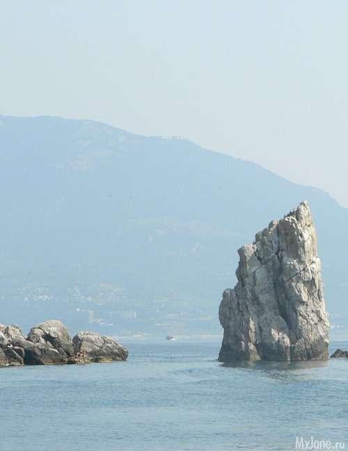 Спеціально до сезону відпусток: подорожі по узбережжю Криму. Гаспра