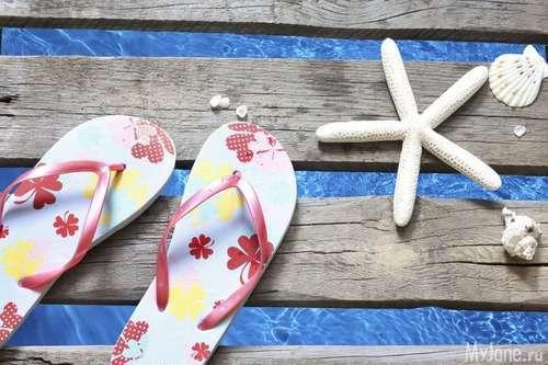 Модні сандалії-вєтнамки для літа-2013