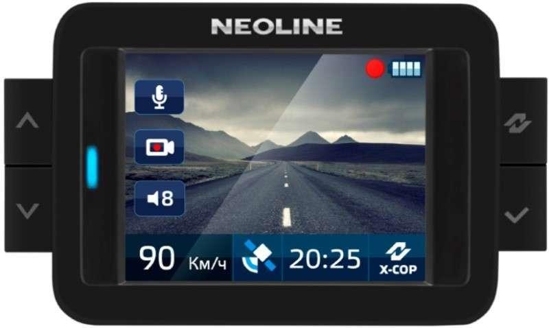 Neoline X cop 9000 — приголомшливий гібридний відеореєстратор [Огляд]