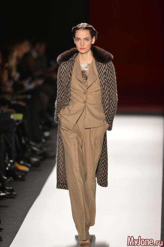 Модні осінні пальта і куртки 2013-2014