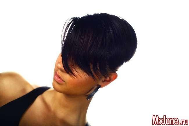 Осінь-2013. Зачіски для короткого волосся