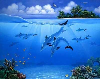 Морські тварини з снів