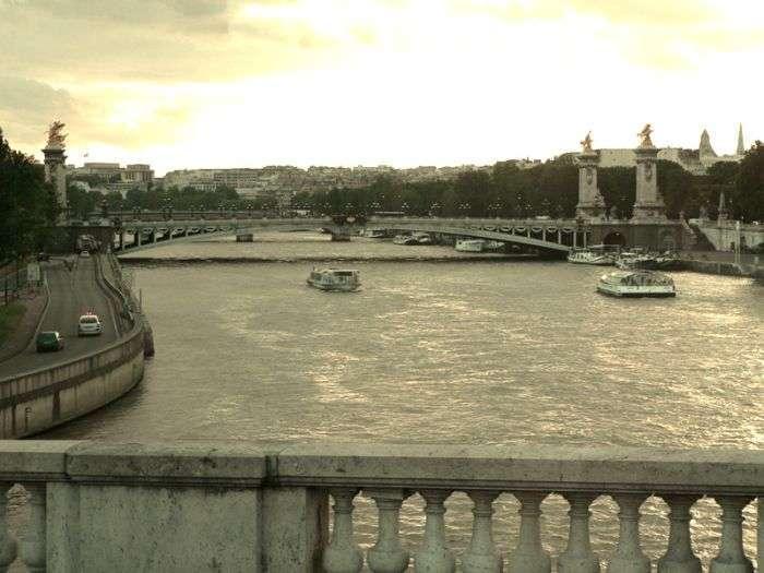 Якщо в Парижі тільки один день