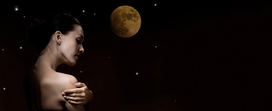 Місячна енергія: як жінці співналаштуватися з місяцем